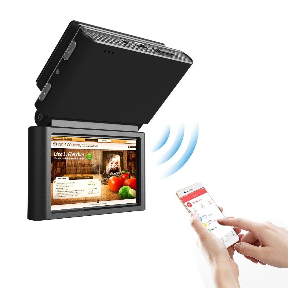 Camera FHD1080P Car-Dvr-Recorder Recording Dash-Cam Wide-Angle-Lens G-Sensor Wifi Registrar