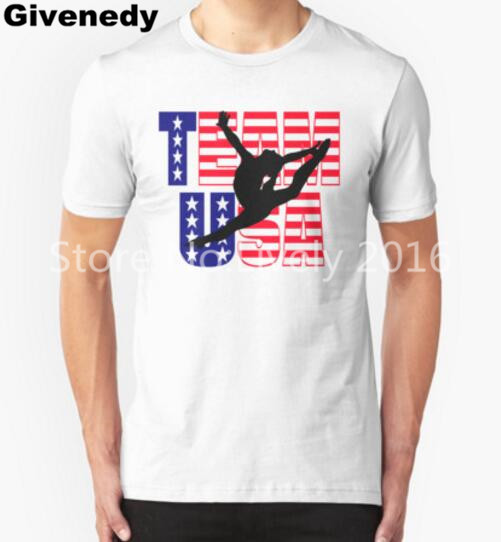 Popular Team Usa T Shirts-Buy Cheap Team Usa T Shirts lots from ...