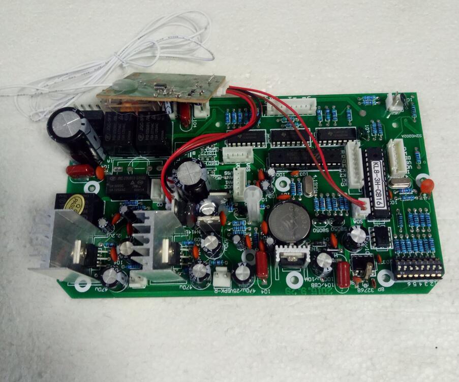 China hot tub circuit board KL3H-CB16 with its Radio board fit Ethink  KL8-3H-CB11 KL8-3H-BAA6F China hot tub circuit board KL3H-CB16 with its Radio board fit Ethink  KL8-3H-CB11 KL8-3H-BAA6F