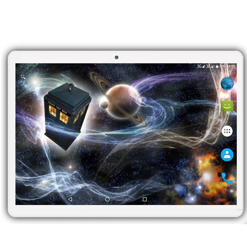Google 10.1 Inch Original 3G 4G LTE Phone Call Android 9.0 Octa Core IPS Pc Tablet WiFi 6GB + 64GB 7 8 9 10 Android 10 Tablet Pc