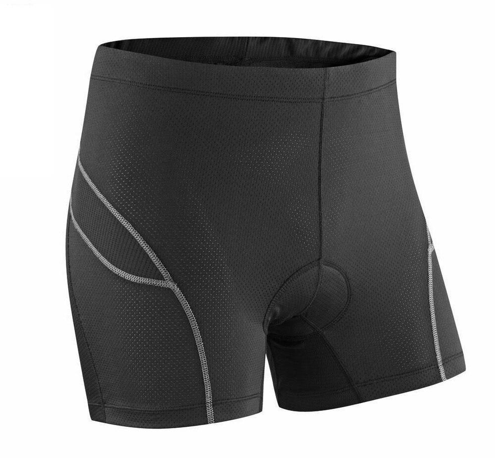 все цены на New Men's 3D Gel Padded Coolmax Cycling Underwear Bike Bicycle Shorts S-3XL 3 Style онлайн
