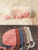 Lovely Baby Hat and Pants Baby Clothing Set Newborn Ruffle Pants Photography Props