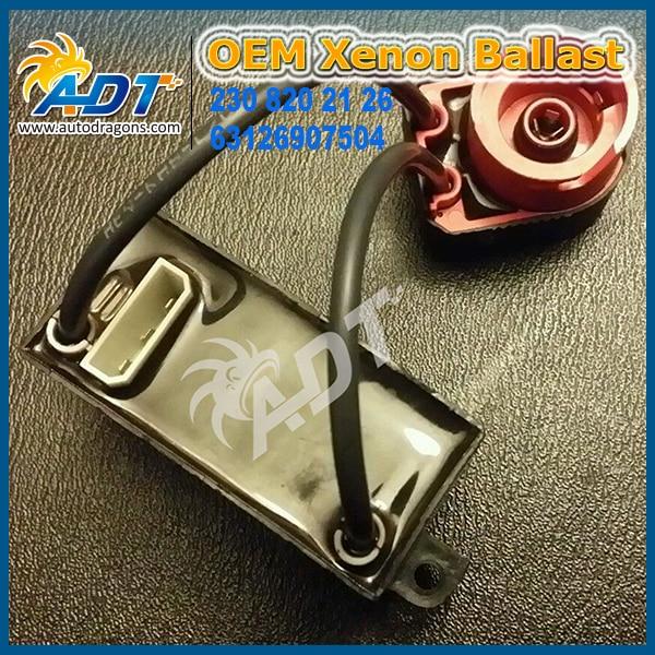 Igniter D2S Socket Ignitor 3 PIN HID Ballasts 63126907504 AL ZUNDGERAT 1 307 329 083 XENON BULB IGNITOR For E46 M3 Coupe