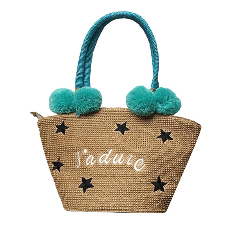 Popular Beach Basket Bags-Buy Cheap Beach Basket Bags lots from ...