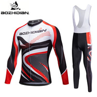 2017 AZD36 Specialized Cycling Jersey Bike Pro Team Funny Long Sleeve Men Custom Maillot Ropa Ciclismo