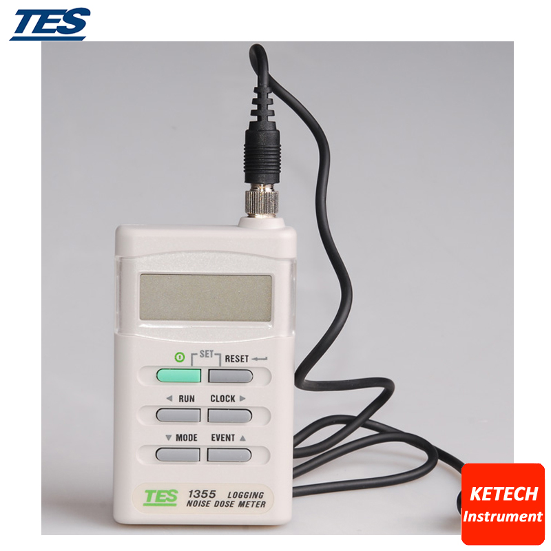 US $406 08 6% OFF|RS 232 Datalogging Sound Level Tester / Noise Dose Meter  TES1355-in Solar Power Meters from Tools on Aliexpress com | Alibaba Group