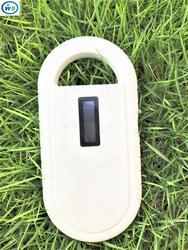 Hot-sale 2017 WS product ID 134.2KHz FDX-b Glass Microchip RFID Pet Handheld reader