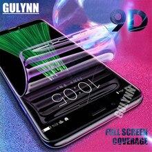 9D Full Coverage Hydrogel Film For Xiaomi Redmi 7 7A K20 4X 6 5A 5 Pro Plus Screen Protector For Redmi Note 7 4X 5 5A Light Film insurance block 7 5a