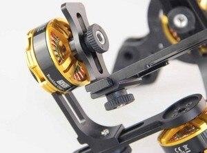 Image 2 - 3 Axis Gimbal Borstelloze Met 4108 Motor Alexmos 8 Bit 32 Bit Controller Voor Sony Nex Ildc Camera