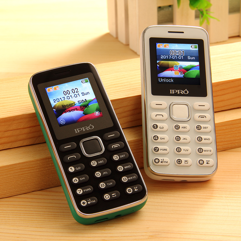 Russian Language Original IPRO I3150 1.5'' inch Mini Size Los