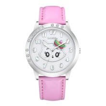 Cute Lovely Fashion Bracelet Hello Kitty Quartz Watch Children Kids Women Wrist Watch Wristwatches Clock Relojes Mujer relogio