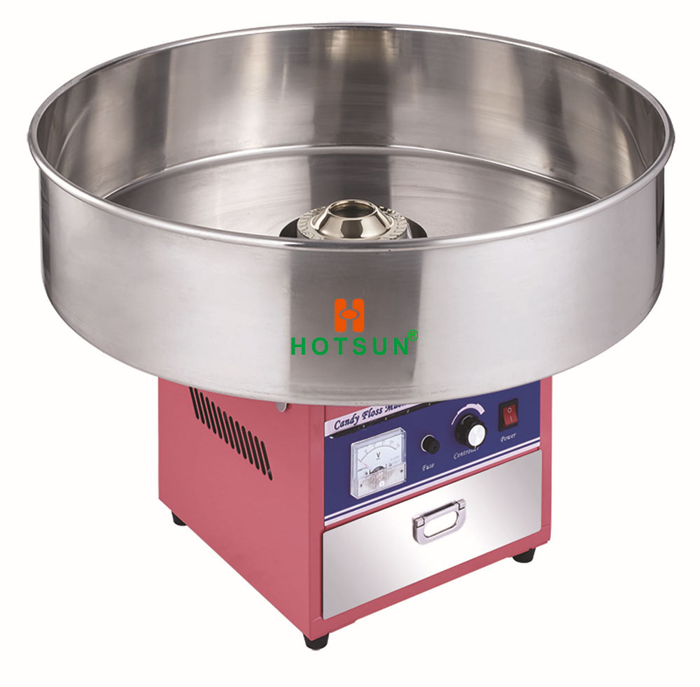 Free Shipping Commercial 110V 220V Electric 29 Cotton Candy Floss Maker Machine + 100pcs 14 Bamboo Skewers