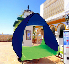 Sun Shelter Automatic Opening Double Person Recreation Outdoor Protective Children Sport Exploring Picnic Tent Camping &Hiking
