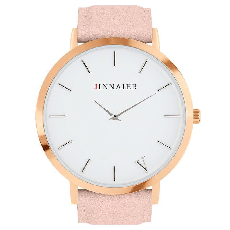 Fashion Casual Quartz Watch Women WristWatches Fashion Pink Gold quartz-watch Female Clock Relogio feminino цены онлайн