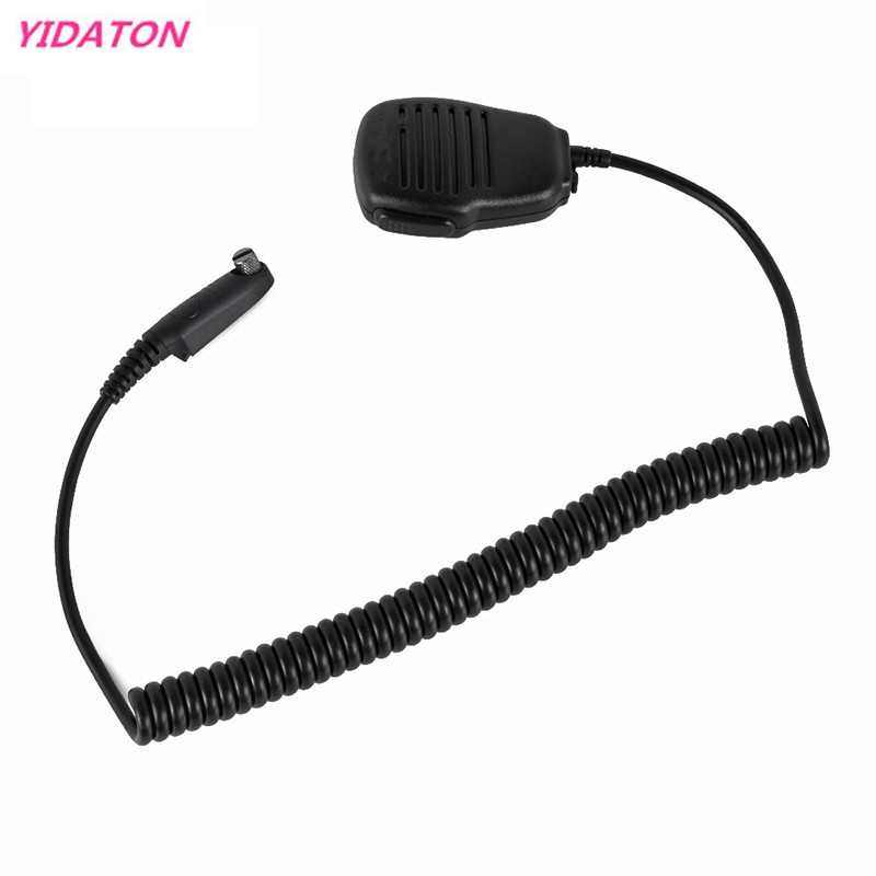 New PTT Speaker Microphone 3.5mm Jack For HYT TC-780 TC3000/3600 TC-780M, TC3000 Walkie Talkie Mic Two Way Radio Accessory