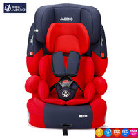 ISOfix Interface Child Car Safety Seat for Kids 9 M~12 Y Five point Harness Adjustable Baby Car Booster Seat Safety Chair SGS