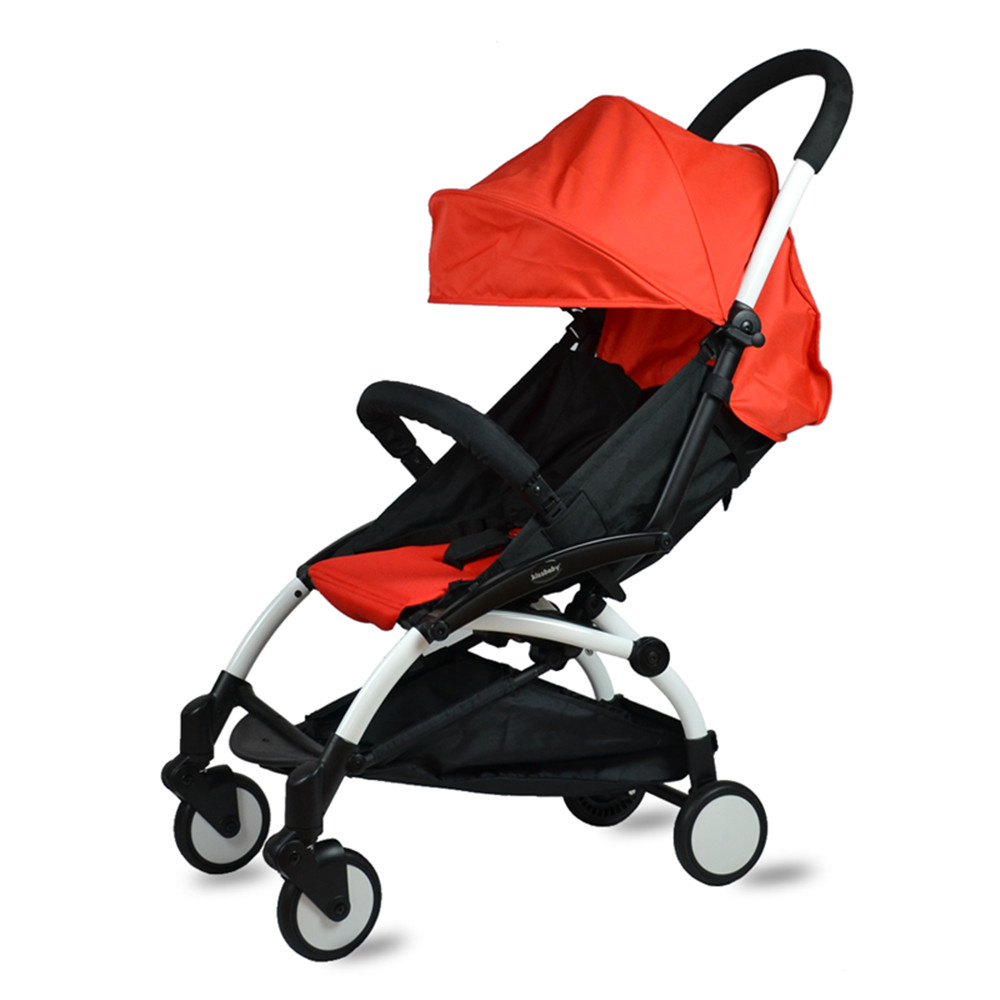 Online Shop 5 Gifts Ultra Light Folding Baby Carriage Portable ...