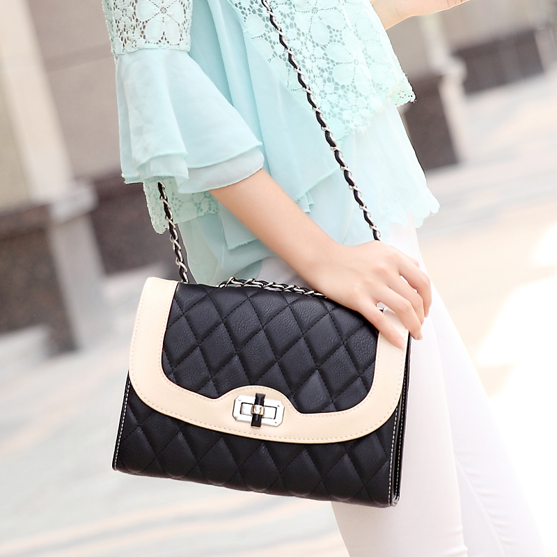 Aliexpress.com : Buy women fashion small reissue double flap bag ...