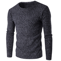European Designer Men's Sweater Warm Winter and Spring Mens Sweaters Wool Dress Suit Sweater Male Brand Clothing Streetwear B118