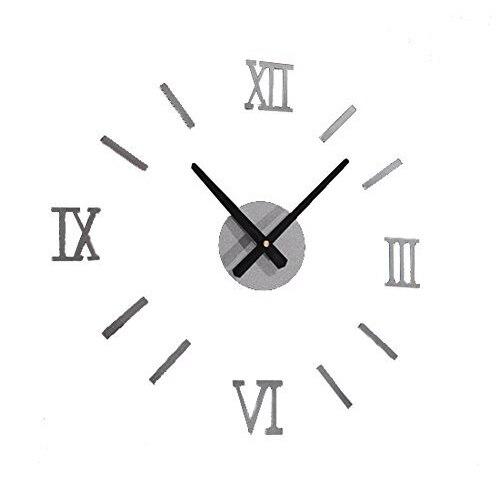 ୧ʕ ʔ୨Phfu vintage estilo antiguo reloj de pared hogar dormitorio ...