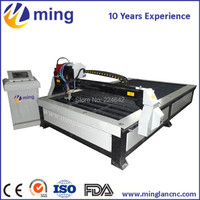1300mm*2500mm 1325 China cnc plasma cutting machine china/table cutter for sale