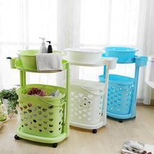 Пластиковые Многослойные корзины для белья корзина для грязной одежды корзины для грязного белья корзина для хранения