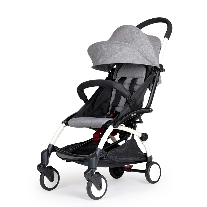 fold baby stroller ultra portable can sit and lie on the plane umbrella cart with travel bag pram 5.8kg baby stroller