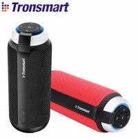 Tronsmart T6 Bluetooth Speaker 25W Wireless Soundbar Column Speakers Outdoor Mini Portable Speaker USB AUX Loudspeaker