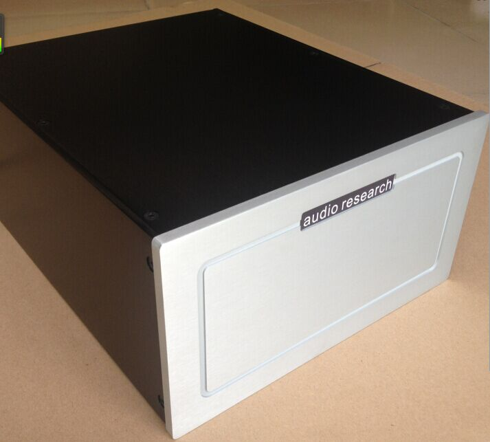 D-087 QUEENWAY CNC ARC Series Vertical Front all Aluminum Power Amplifier Chassis 250mm*140mm*311mm 250*140*311mm queenway audio 2215 cnc full aluminum amplifier case amp chassis box 221 5mm150mm 311mm 221 5 150 311mm