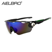 Cycling Glasses UV400 Men Women Bicycle goggles Glasses MTB Sports Sung
