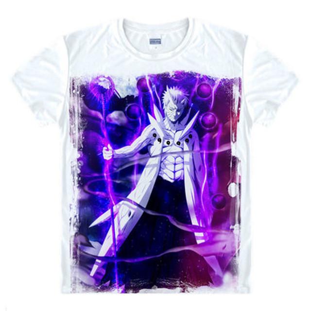Naruto T Shirt 3D Full Printing – 12