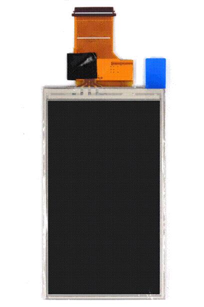 New LCD Display Screen For Samsung ST95 SH100 ST6500 HMX-H300BP Camera With Touch
