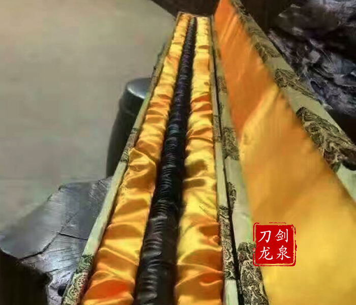 Premium High Carbon Steel Wushu Staff
