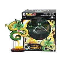 Anime 20cm Cartoon Dragon Ball Z ShenRon ShenLong PVC Action Figure Collectible Model Toy