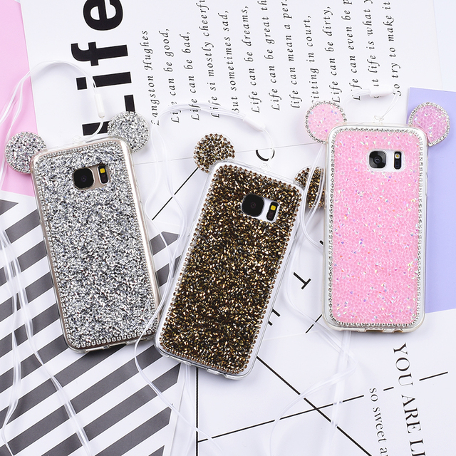 coque paillettes samsung galaxy s7