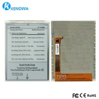 6 LCD Screen Ed060scf ED060SCF LF T1 For Amazon Kindle D01100 Amazon Kindle 4 Ebook Reader