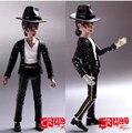 Nova Chegada de alta qualidade Michael Jackson Souvenir figuras de ação mini figura toy o melhor presente para os fãs de Frete grátis