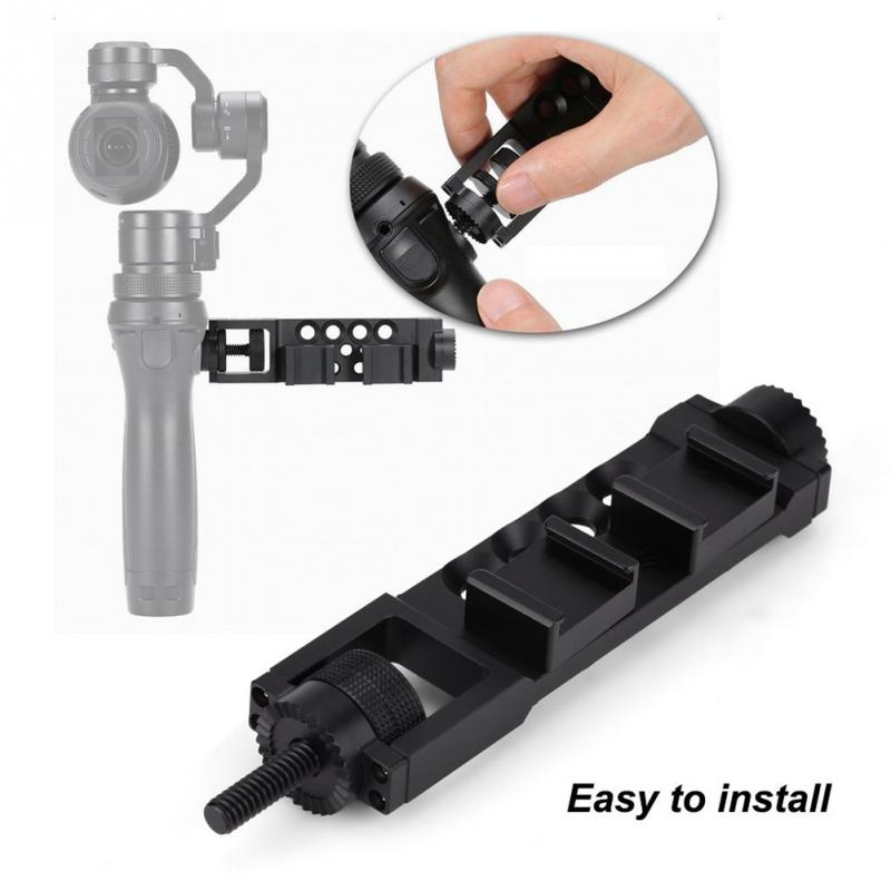 High Qualigy Mount Extender Straight Extension Arm Pod Accessories For DJI OSMO Pro Camera Gimbal