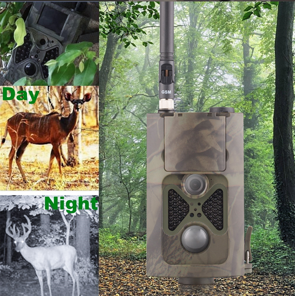 Hunting Trail Camera  Photo Traps Motion Detection HC550M Wildlife Surveillance  2G MMS 940NM Night Vision Cameras Hunting Trail Camera  Photo Traps Motion Detection HC550M Wildlife Surveillance  2G MMS 940NM Night Vision Cameras