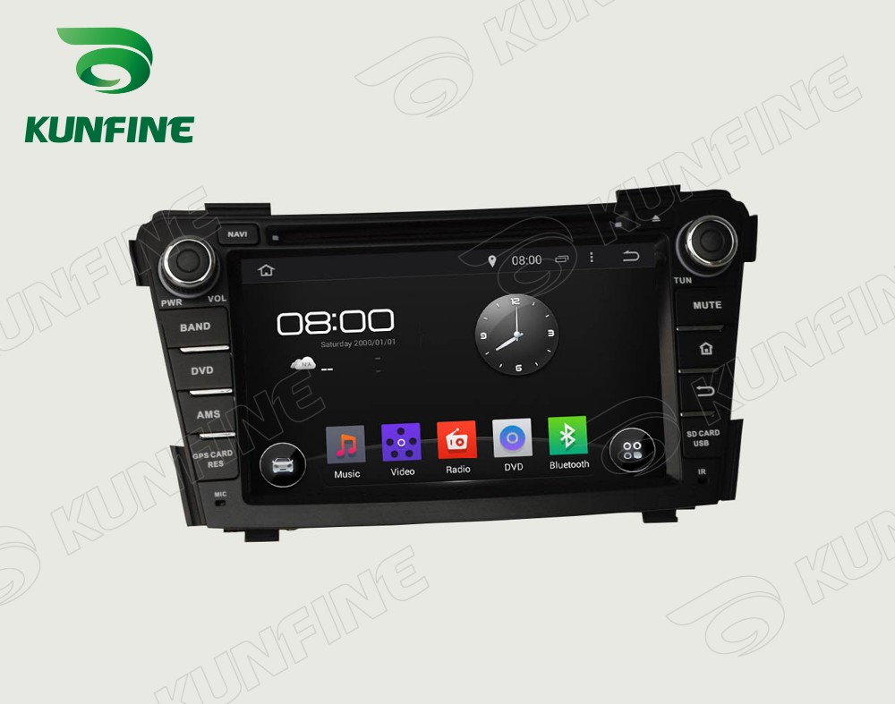 Car dvd GPS Navigation player for I40 2011-2013 7 inch C