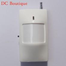 (1 PCS) option code Wireless PIR sensor 2262 chip 315 MHz  Home Security Alarm Anti Burglar Infrared Motion Detector