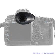 Andoer 22mm Camera Rubber Photo Eyecup Eye Cup Eyepiece for Nikon D7100 D7000 D5200 D5100 D5000 D3200 D3100 D3000 D90 D80
