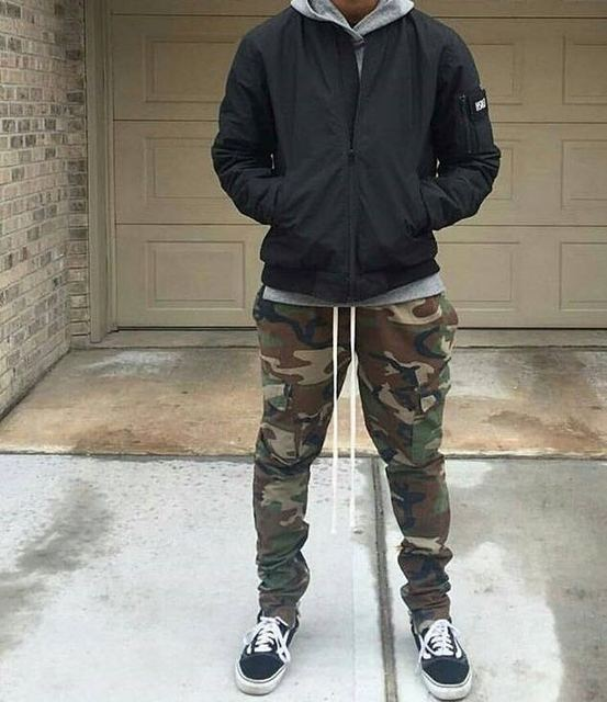 army camo cargo pants fashion camouflage pants men black new african  clothes hip hop street jumpsuit camo cargo men s tracksuits 3bf10fa5a60