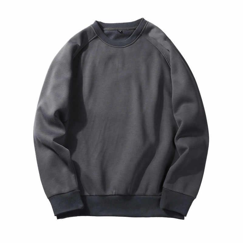 Fgkks 패션 브랜드 남자 까마귀 2019 가을 남성 솔리드 컬러 스웨터 후드 남자 힙합 풀 오버 후드 eu 크기