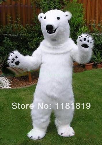 MASCOT Polar Bear mascot costume custom fancy costume anime cosplay mascotte fancy dress carnival costume
