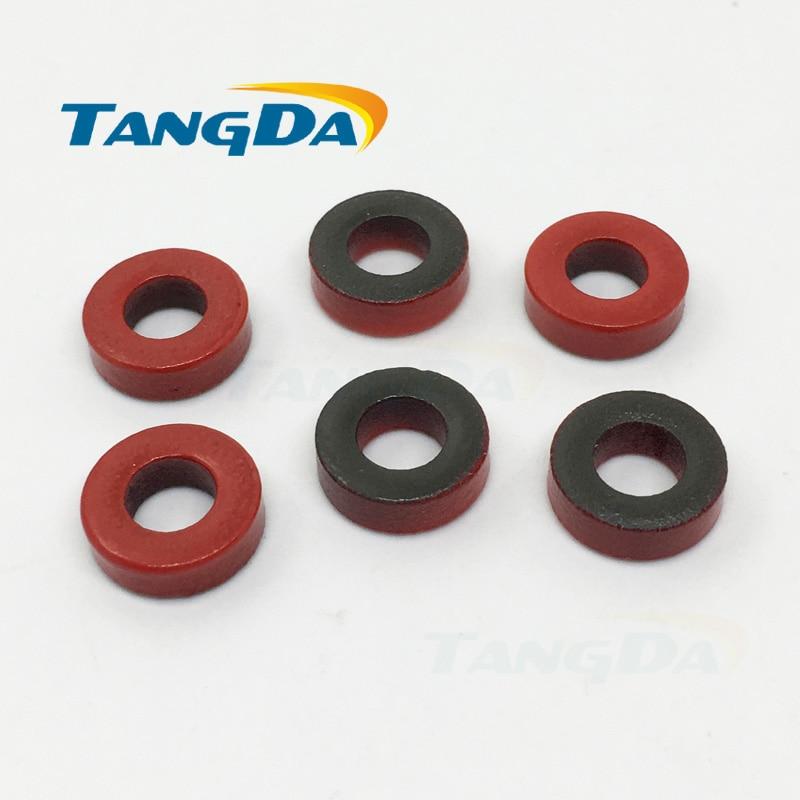 10 5 3.5 T37 -2 Iron powder cores T37-2 OD*ID*HT 10*5*3.5mm 4nH/N2 10uo Iron dust core Ferrite Toroid Core Coating Red gray AA mlg0402q 2 [kit rf inductors 4nh 33nh 340 pc] new