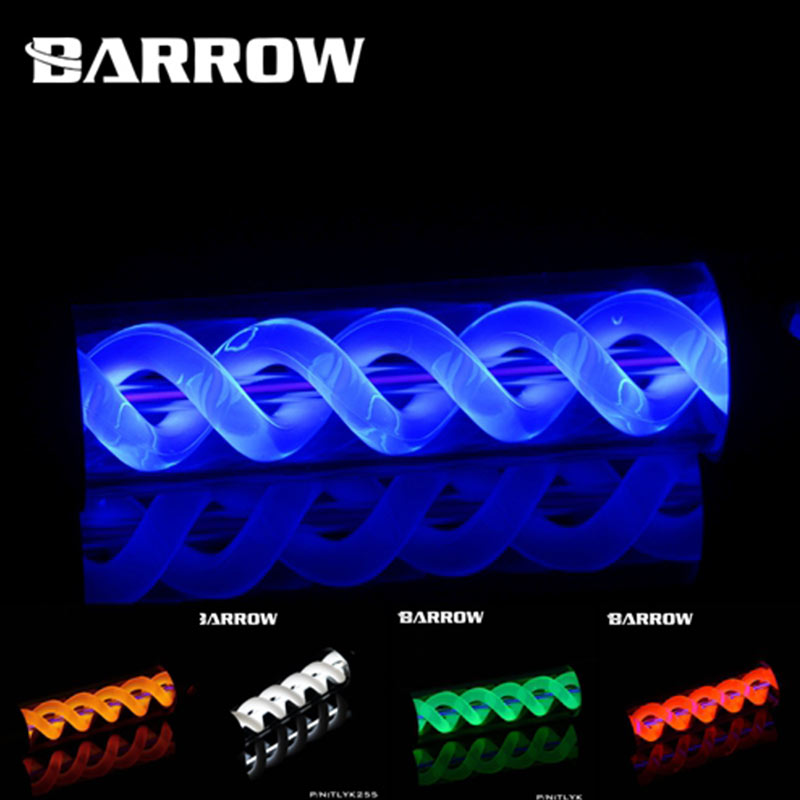 Image 3 - Barrow TLYK 255 Multi colored Virus T Cylinder Water Reservoir , 