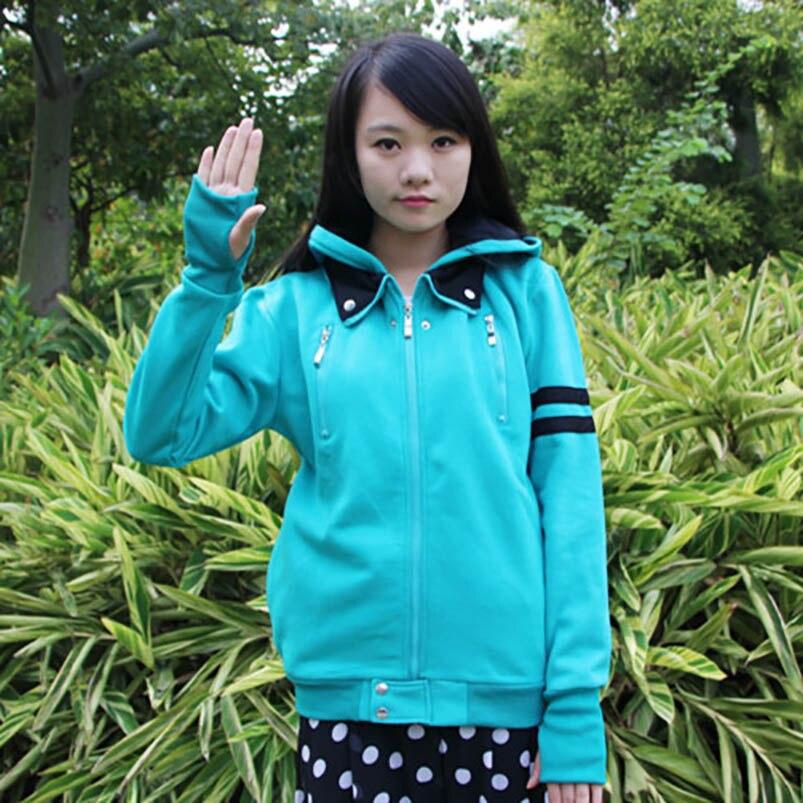 Cute Unicorn Tokyo Ghoul Hoodie Kaneki Ken fleece Coat hooded Jacket mens sweatshirt women clothes anime cosplay costume