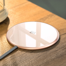 Wireless Plate Phone Charger