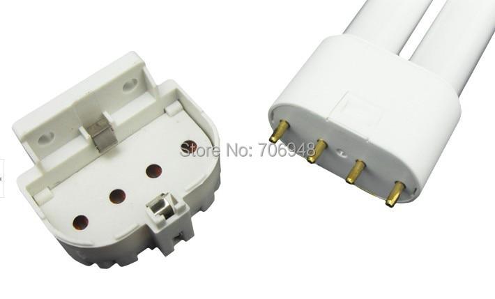 ROHS 2G11 lamp adapter bases H tube socket